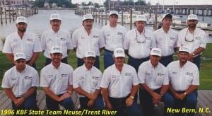 KBF State Team 1996